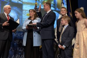 Congratulations from the space for new NASA head Jim Bridenstine