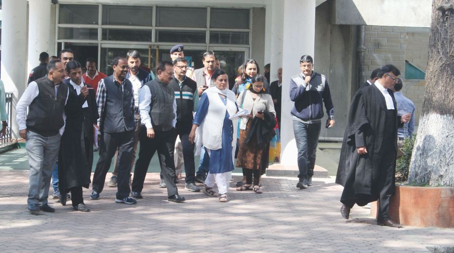 Judicial custody, Central Bureau Investigation, Zahur H Zaidi, Kotkhai rape-murder a case