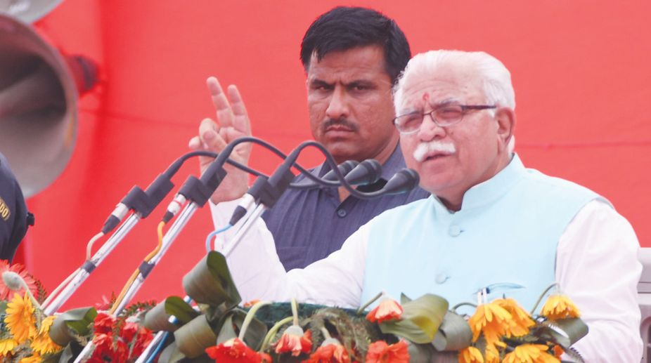 Haryana government, Skill Development, Industrial Training Department