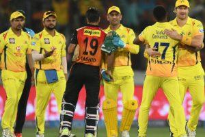 IPL 2018 | CSK vs SRH, match 20: Stats review