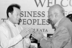 Chinese team visits Kolkota, hopes for better business ties