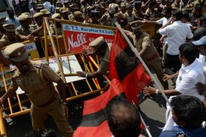 Cauvery issue: Tamil outfit warns of intensifying protests