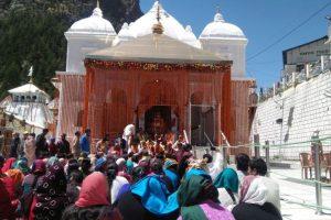 Gangotri, Yamunotri shrine portals reopen, Char Dham Yatra begins