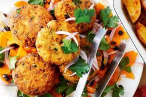 Weekend Recipe: Chick Peas Patties