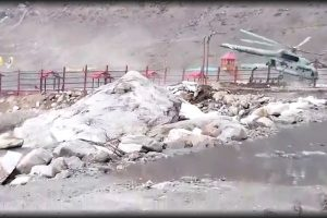 The Kedarnath chopper crash and a mystery video
