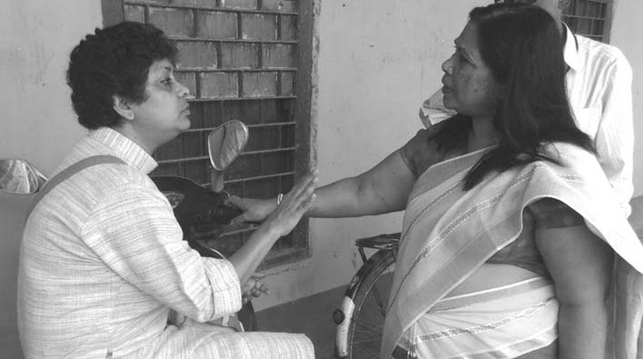 Trinamul Congress, rural elections, Arpita Ghosh