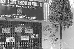 NBU not to renew contract of embattled teacher