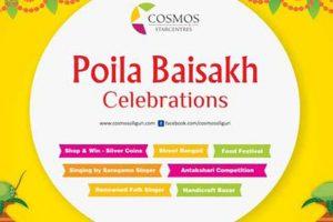 Cosmos gears up for Poila Boisakh