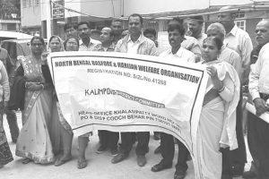 K'pong street workers seek govt benefits