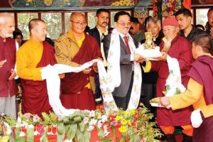 Chamling sets eyes on 6th term