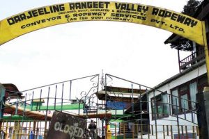 Darj ropeway closes after lease agreement expires