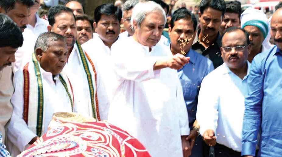 Akhaya Trituya, Naveen Patnaik, Akhi Muthi Anukul, agriculture