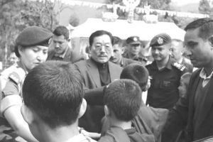 Chamling begins 32-day Sikkim tour