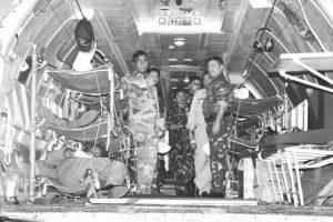 IAF organises mass casualty air evacuation drill