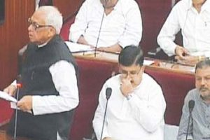 Opp stalls Assembly proceedings for a day