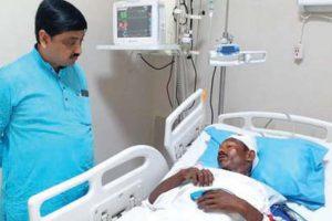 TMC men hurt in 'BJP attack'