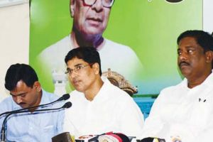BJD to launch statewide protest on 7 April against oil price hike