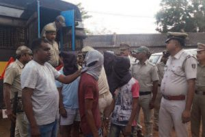 8 held in connection with sensational murder of BJD youth wing president