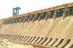 Inflow of water from Chhattisgarh to Hirakud reservoir reduces drastically