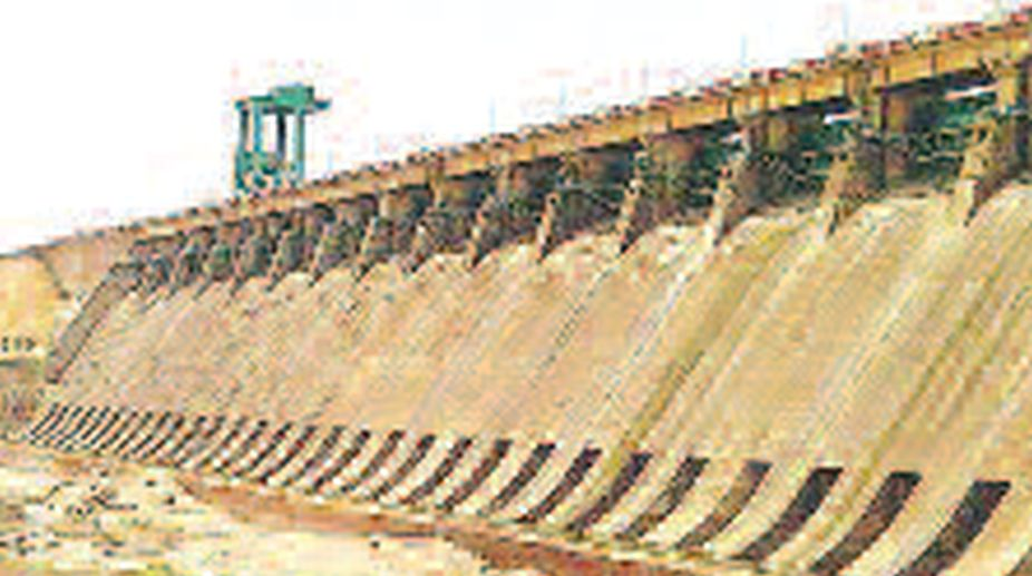 Hirakud reservoir, water, Chhattisgarh, Kalama project