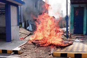 TMC-BJP cadres clash in J'guri