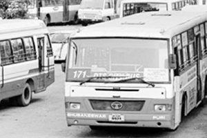 Bus service awareness drive to improve child sex ratio mark Utkal Divas event