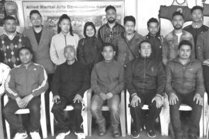 Hill martial artists form new association