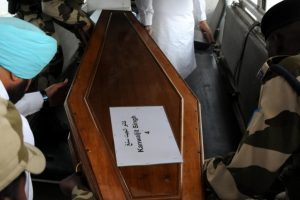 Mortal remains of Himachalis killed in Iraq brought home, cremated