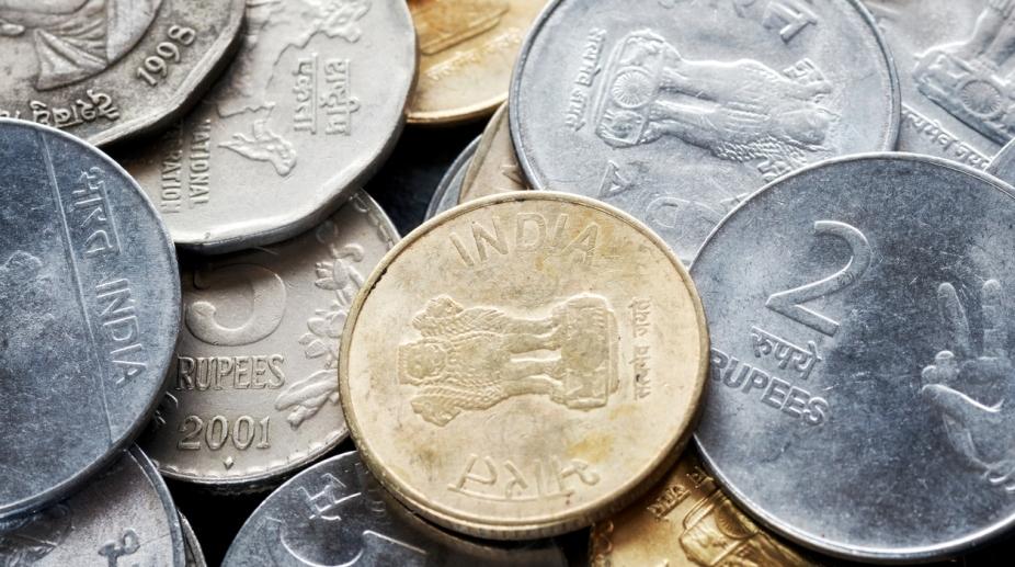 Coins India Economy
