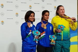 CWG 2018: President, PM congratulate athletes who won medals on fourth day