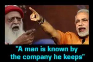Congress shares mocking video of PM Narendra Modi, 'godman' Asaram on Twitter