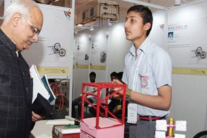 School students impress at exhibition of innovators