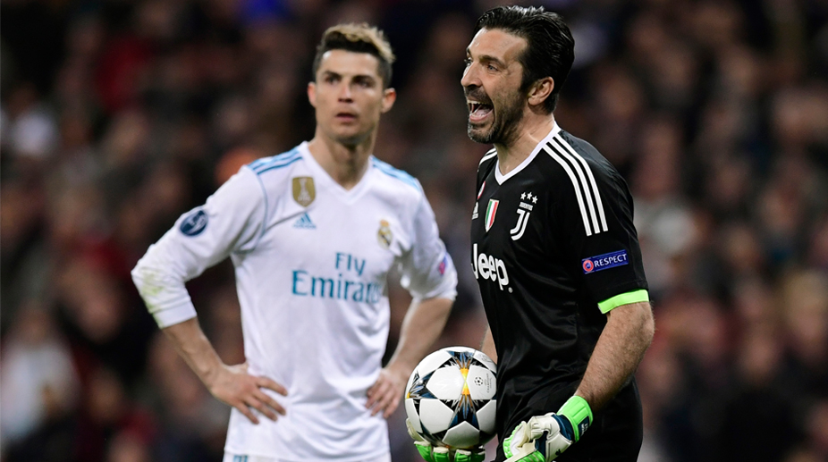 Cristiano Ronaldo, Gianluigi Buffon, UEFA Champions League, Real Madrid vs Juventus, Real Madrid C.F., Juventus, Player Ratings