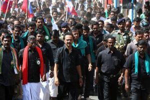 Black flags, 'Go back Modi' chants greet PM Modi at Chennai