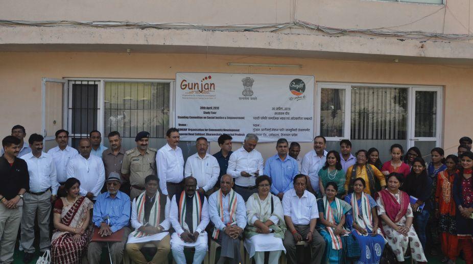 de-addiction centres, IRCA, Gunjan organisation, union social justice and empowerment ministry