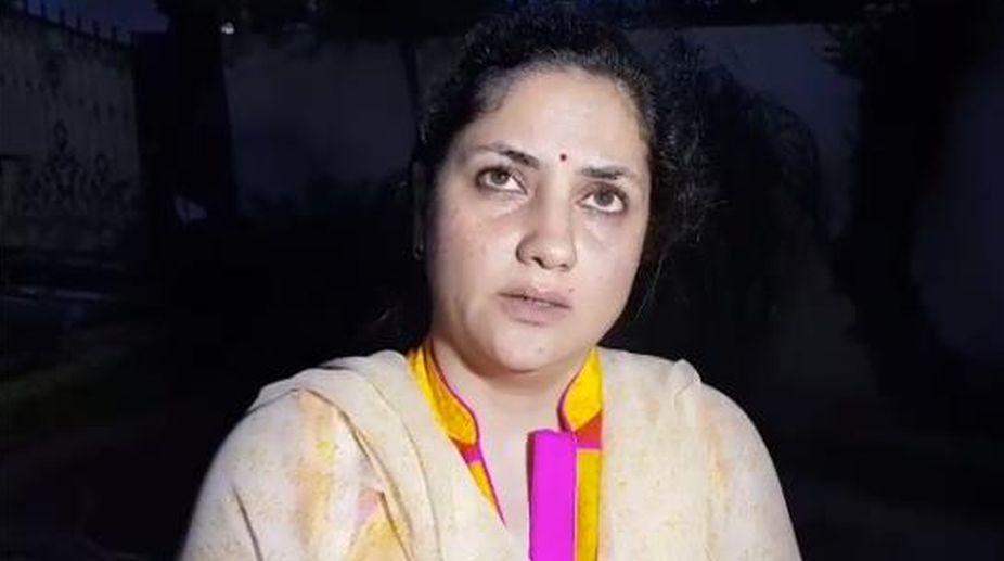 Kathua rape-murder case, DSP, Shwetambari Sharma