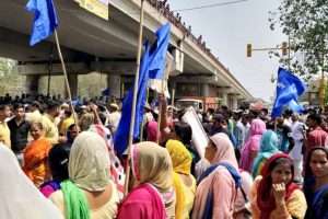 Delhi affected by Dalit protests, traffic police issues advisory