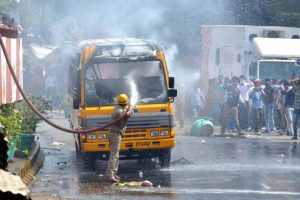 Dalit protests: Seven dead, around 100 injured as violence engulfs Bharat Bandh