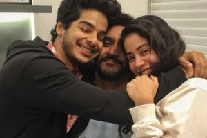 Shashank Khaitan feels happy about Dhadak