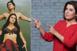 Farah Khan reveals why Shah Rukh Khan was missing in 'Jiya Jale' song from 'Dil Se'