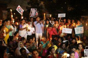 Congress leader's 'chappal' remark for Yogi Adityanath triggers row in Karnataka