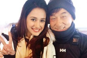 Disha Patani wishes her 'Kung Fu Yoga' co-star Jackie Chan on his birthday