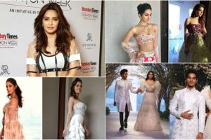 Glimpses of Bombay Times Fashion Week