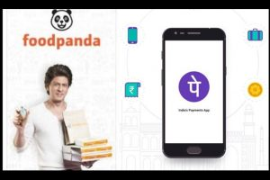 Foodpanda partners with PhonePe to strengthen digital payment portfolio