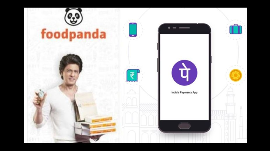 Foodpanda PhonePe