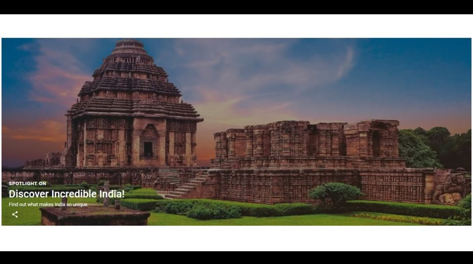 Google Art & Culture, Incredible India in 360 degrees