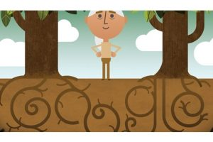 Earth Day 2018 | Google Doodle honours primatologist Dr Jane Goodall