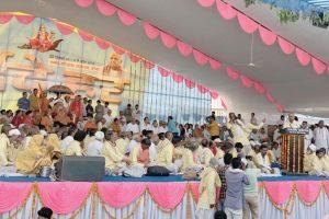 Digvijay ends Narmada Yatra