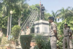 High alert in Gwalior region ahead of Ambedkar Jayanti