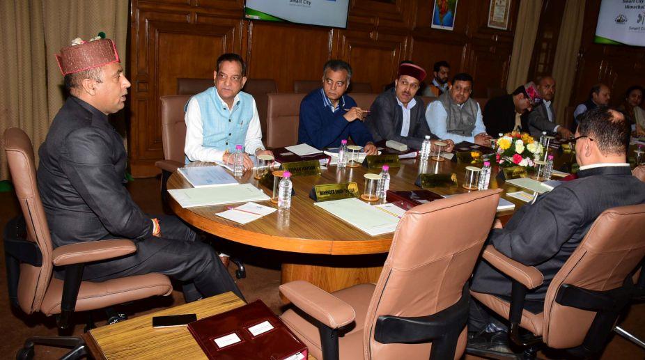 HP Cabinet, Himachal CM, Heli-ambulance services, Jai Ram Thakur